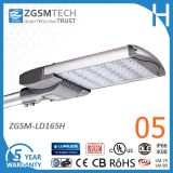 165W Intelligent Control Street LED Light Wholesale