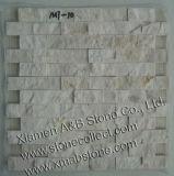 Mosaic Tile Made of Natural Quartzites