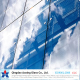 Toughened Tinted Float Reflective Glass for Building
