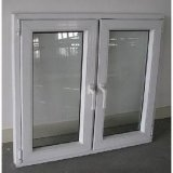 Double Pane Open Inside PVC Window with Factory Price