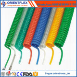 China Manufacturer Supply PU Spiral Coil Hose