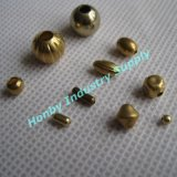 Various Shape Colored Spacer Hollow Metal Bead