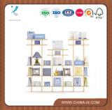6′ Wide 2-Tier Wooden Retail Store Display