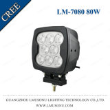 CREE Square 4X4 Offroad LED Work Light for Truck