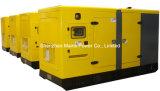 125kVA 100kw Yuchai Silent Diesel Generator Soundproof Type
