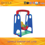 Indoor Baby Plastic Swing (PT-039)
