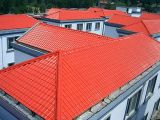 Spanish Synthetic Resin Asa Roofing Tile/Building Material