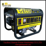 5kw Silent Recoil Start Gasoline Generator for Home Use (ZH6500)