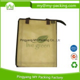Full Colors Printing PP Laminated Non-Woven Tote Bag for Shopping