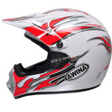 Full Face, Cross, off Road Helmet with DOT CE Approved (MH-009)