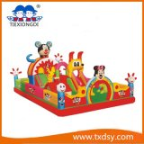 Outdoor Children Playing Inflatable Castle for Sale