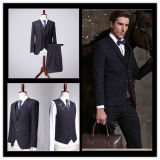 Customize 3PCS 100% Wool Slim Fit Suit