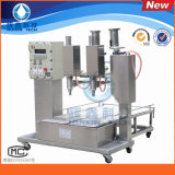 Automatic 2-Head 20L Painting/Coating Filling Machine for Daily Chemical/Oils