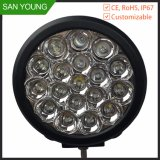 7inch 90W CREE LED off Road Driving Light for Vehicles Truck Offroad Driving