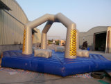 Commercial Wrecking Ball Sports Arena Inflatable Kids Outdoor Sports Game
