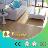 Vinyl 8.3mm HDF Sound Absorbing Laminated Wood Flooring