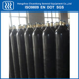 Steel Gas Cylinder for O2 CO2 N2 Ar