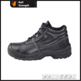 Structure Industrial Safety Shoe with Steel Toe Cap and Midsole (SN1629)