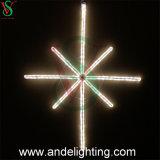 Zhongshan LED Snowflake Motif Lights /Christmas Snowflake Lights