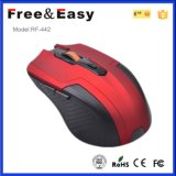 2.4GHz Wireless Mini Receiver USB Mouse with High Quality Design
