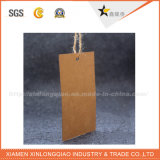 Recycle Eco Friendly Factory Custom Design Kraft Hang Tag