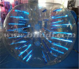 Outdoor Giant Bubble Soccer Football, Glowing Bubble Ball D5027