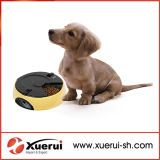 6 Meal LCD Automatic Pet Feeder for Dog or Cat
