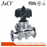 Stainless Steel Sanitary Clamp Diaphragm Valve