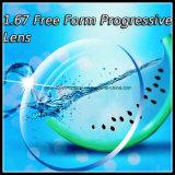 1.67 Free Form Progressive Lens