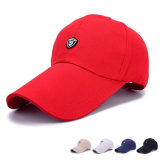 Fashion Embroidery Tag Cotton Canvas Baseball Cap (YKY3051)