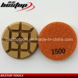 "Premium Quality 3"" Concrete Dry Polishing Pads for North America"