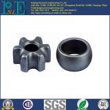 Customized Steel CNC Machining Zinc Plated Bearing