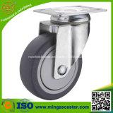 4 Inch Swivel PU on PP Core Wheels Caster