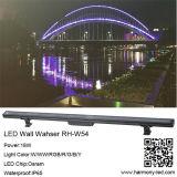 White 18W Linear Aluminium Alloy Waterproof LED City Color