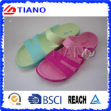 Hot Selling Summer Lady EVA Beach Slipper for Daily Life (TNK20134)