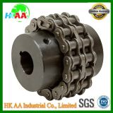 Carbon Steel/ Stainless Steel Precision Double Roller Chain Coupler