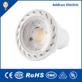 220V 4W COB GU10 Cool White Dimmable LED Spotlight Bulb