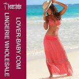 Woman Sexy Beach Skirt (L38278)