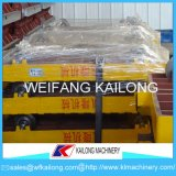 High Quality Casting Moulding Machine Moulding Pallet Car