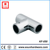 Popular Designs Stainess Steel T Tube Connector (KF-050)
