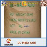 99% Top Quality Good Effect Food Additives Powder Dl-Malic Acid