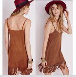 High Quality European Style Plus Size Fashion Slip Women Dress