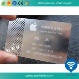 Custom Mirror Finished Metal Card, Stainless Steel Business Card