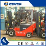 Yto 1.5 Ton Mini Battery Forklift Cpd15 with DC Motor