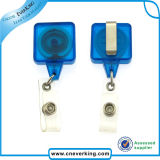 Various Style Extension Cord Retractable ID Badge Reels