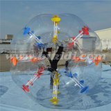 Outdoor Colorful Inflatable Fighting Ball, TPU Bubble Soccer D5010