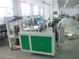 Automatic Heat Sealing and Cold Cutting Bag Making Machine for Flat Bag