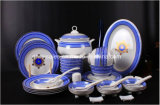 Jingdezhen Porcelain Tableware Kettle Set (QW-Enchanted Roman)