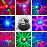 Professional Disco Light 6PCS 3W Mini LED Crystal Magic Ball