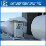 Cryogenic industrial Liquid Mobile Tank